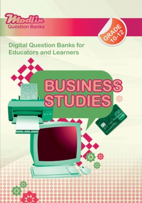 Business Studies Gr 10 - 12
